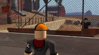 Roblox the Movie-Builderman's Story