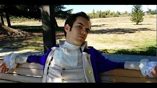 alexander hamilton by jacksfilms but every alexander is an episode of yiay