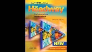 New Headway Unit 1