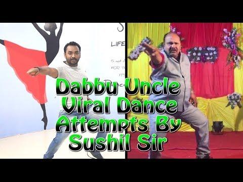 Aap Ke Aa Jane Se Song Dance Performance Viral Dabbu Uncle || Sushil Sir ||