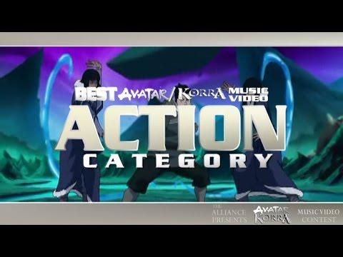 Avatar / Korra ACTION CATEGORY (Now Judging) 2014 Contest - Avatar Alliance