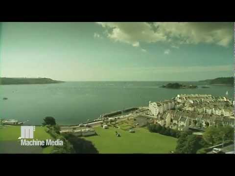 Plymouth Tourism video showcasing the Barbican, Hoe and Royal William Yard