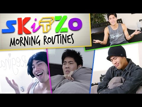 Thumbnail: My Morning Routine (Skitzo)