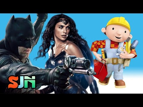 How To Build A Perfect Justice League Trailer