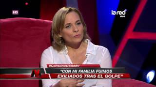 Carolina Goic se refirió al exilio que vivió tras el Golpe Militar