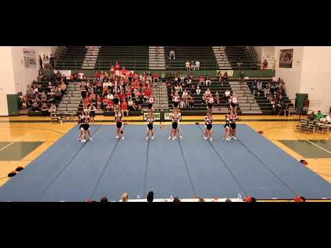 Brentsville District High School at The Prince William All County Cheer Competition 2019