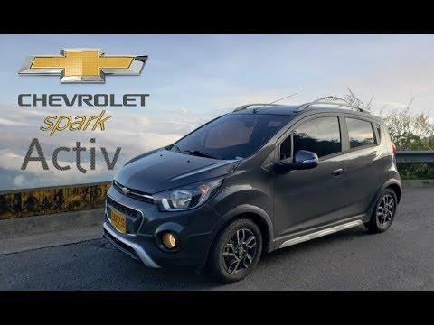 Nuevo Chevrolet Spark Gt Activ 2021 Review Precio Y Ficha