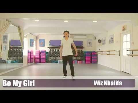 Wiz Khalifa - Be My Girl Choreography | Yanbo Yang | The Dance Company