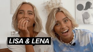 LISA & LENA PLAY THE TWIN GUESSING GAME