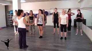 Детская хореография. Организация, построение и содержание занятий.
