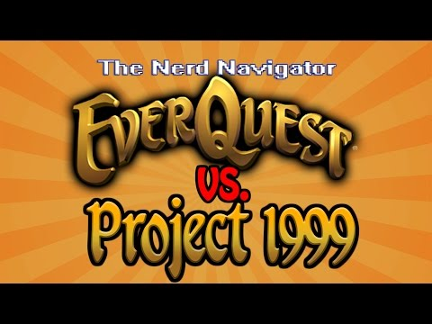 Everquest vs Project 1999: An Honest Comparison(and rant)