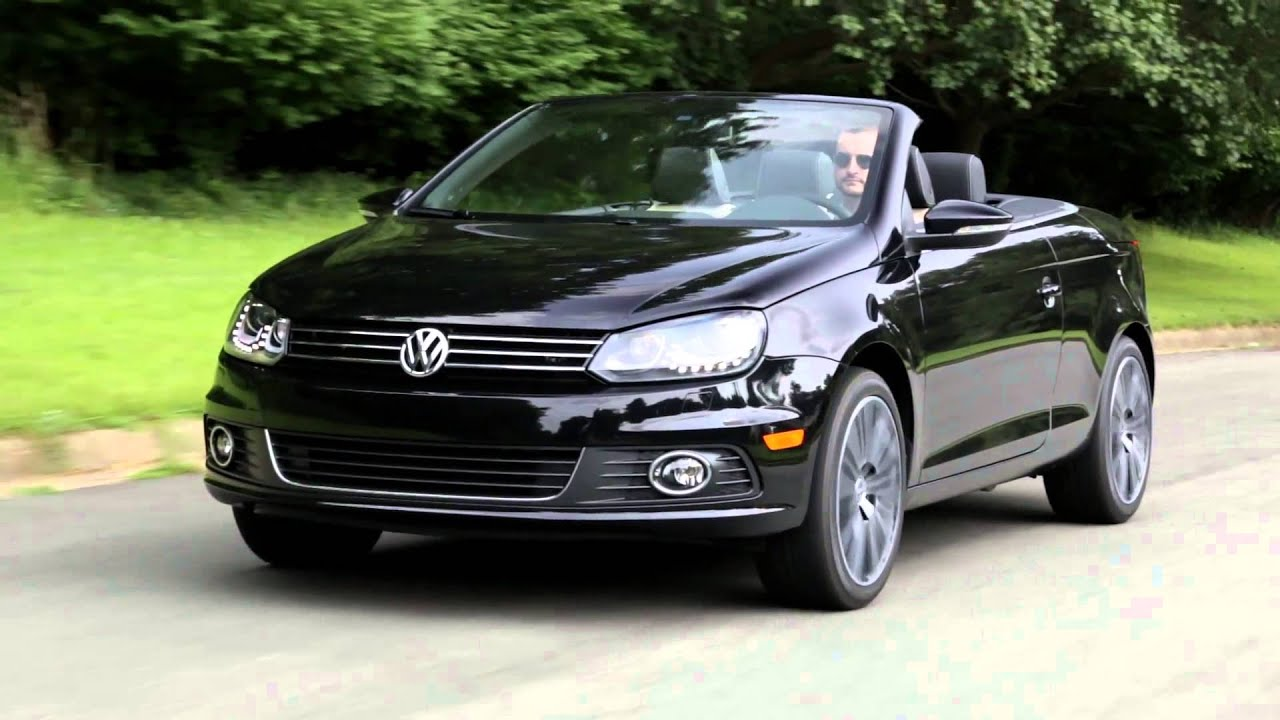 image gallery 2016 volkswagen eos. Black Bedroom Furniture Sets. Home Design Ideas