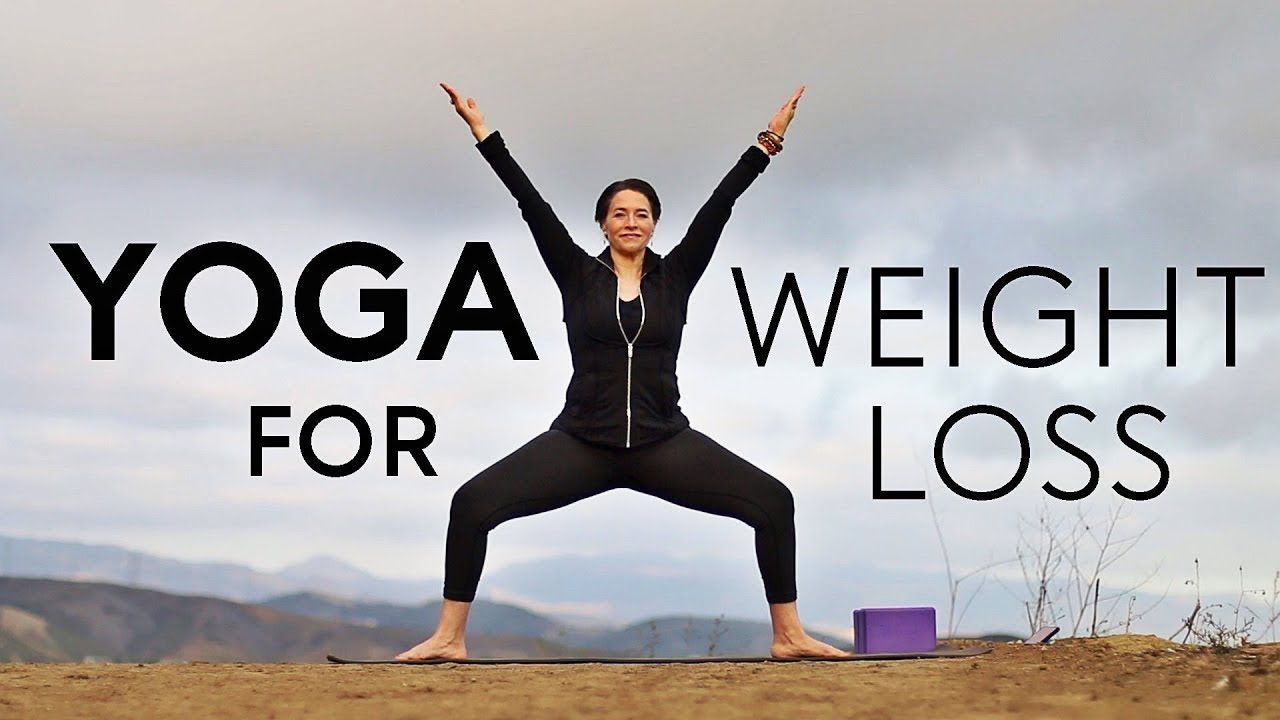 Yoga For Beginners At Home 20 Minute Weight Loss Workout Youtube