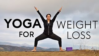 Beginners Yoga For Weight Loss thumbnail