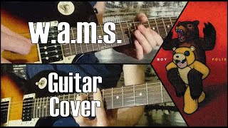 Fall Out Boy - w.a.m.s. / Guitar Cover (+TAB)