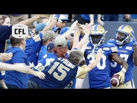 CFL Recap: Ottawa At Winnipeg - Wk.6 2019