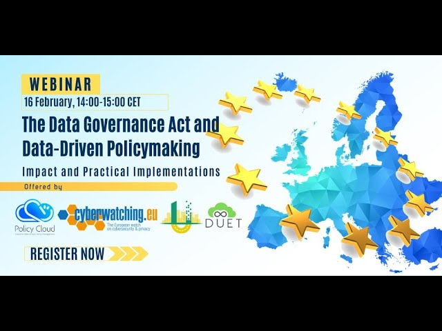 Data Governance Act: Practical implications for digital twins