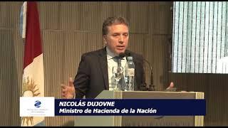 Nicolás Dujovne - Ministro de Hacienda de la Nación