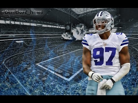 wholesale dealer 10096 640df Dallas Cowboys 2017 NFL Draft Rookies Highlight Tape Taco Charlton Chidobe  Awuzie Ryan Switzer