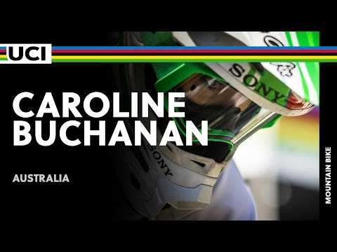 2016 UCI Four cross World Champion: Caroline Buchanan (AUS)