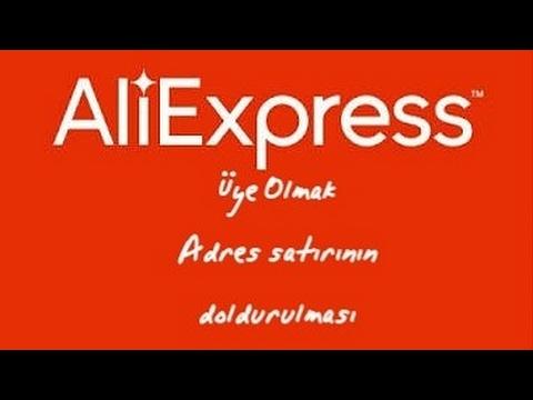 Aliexpress ile ilgili yorumlar nasıl değiştirilir AliExpress - çevrimiçi hipermarket