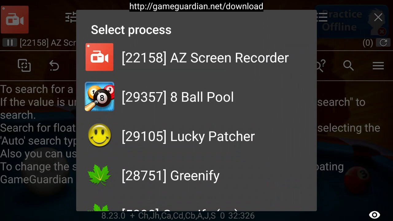 8 ball pool game guardian coins