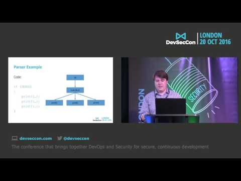 Static analysis for code and infrastructure