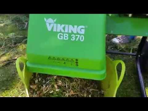 Садовый измельчитель Viking GB 370.2