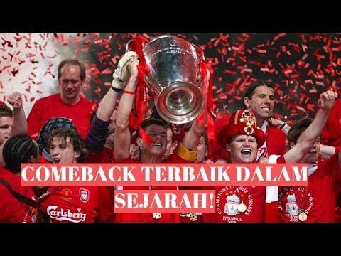 7 KEJADIAN TAK TERLUPAKAN DALAM SEJARAH UEFA CHAMPIONS LEAGUE