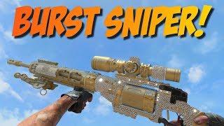 Outlaw Sniper: Bolzenzylinder Agenten Mod in Black Ops 4