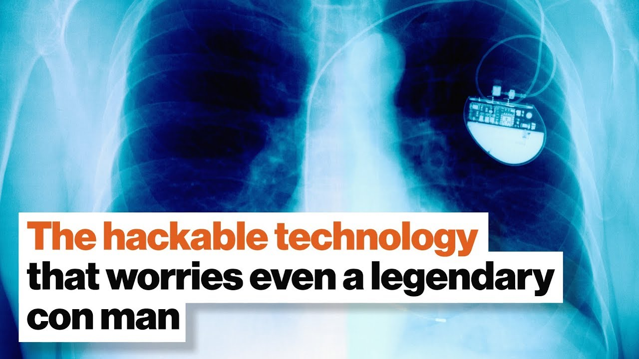 📺 The hackable technology that worries even a legendary con man | Frank W. Abagnale
