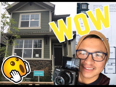 $430K HOUSE IN CANADA/ SHOWHOME TOUR!