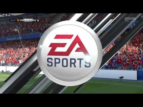FIFA 17 MANCHESTER UNITED VS REAL MADRID - PRO CAMERA VIEW - WOLD CLASS