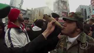 420 TORONTO 2013 - MASSIVE JOINT