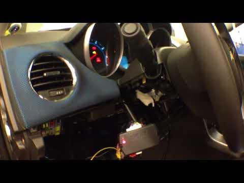 Avto-zapusk.ru Автозапуск без ключа Chevrolet Cruze 2012 Fortin EVO-ALL+THAR-GM1