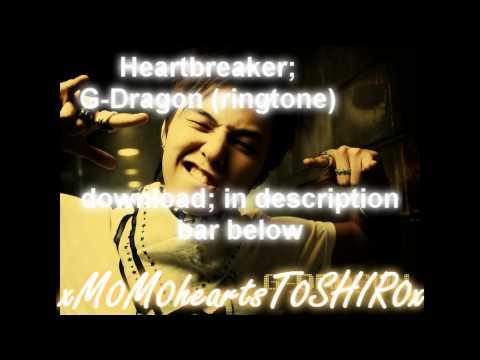 G-Dragon - Breathe & Heartbreaker (ringtones) +Mp3 DL