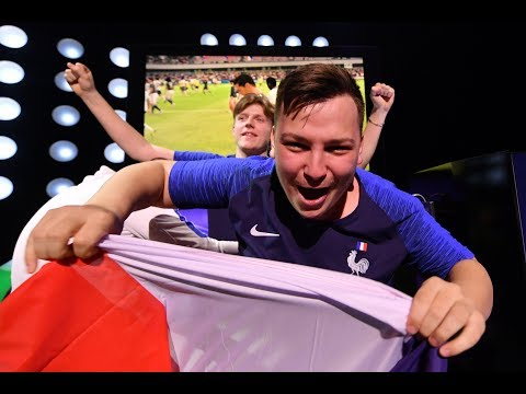 France wins the inaugural FIFA eNations Cup 2019!