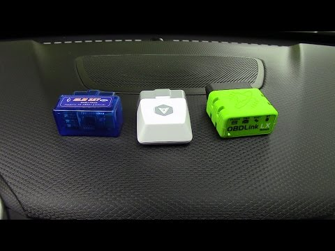 Carputer Part 2 - OBD2 Dongles