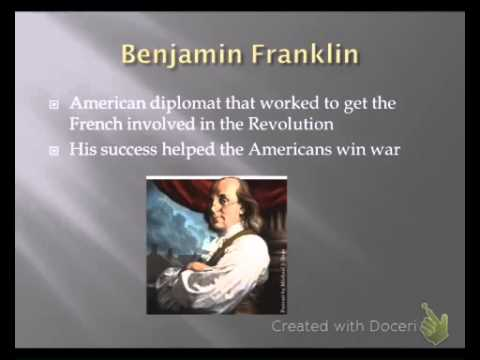 Important People of the American Revolution - YouTube