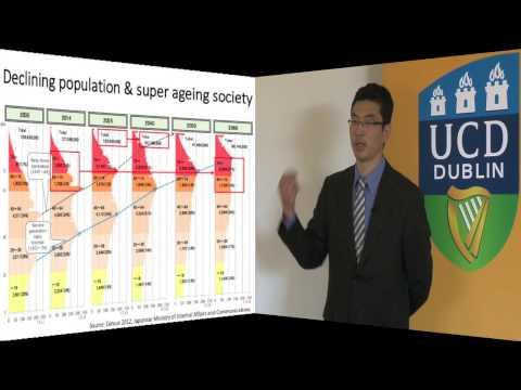 Talk Part I by Prof Wenwei Yu Chiba U