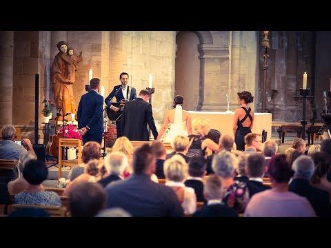Hallelujah | Einzug der Braut | beliebte Hochzeitslieder | Heiraten in Kaiserslautern Heidelberg
