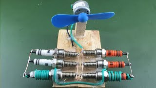 Wow Free Energy Device Using Spark Plug With Magnet New Technology Science Project 2019