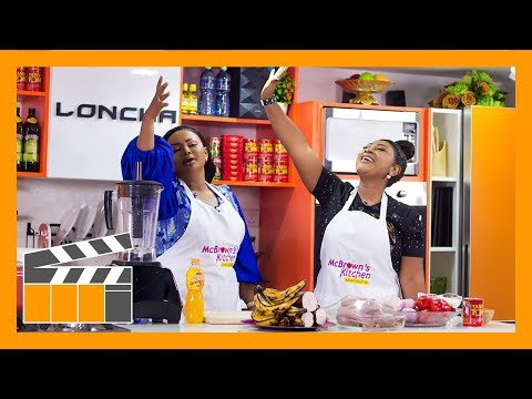 McBrown's Kitchen with Ellen White | SE07 EP02