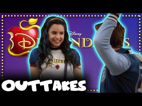 BTS: Disney's Descendants: Outtakes - Sofia Carson