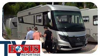 Mega-Trend Camping - UrĮaub extrem! | Focus TV Reportage