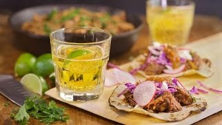 Marc Murphy's Leftover Brisket Tacos with Chipotle Salsa