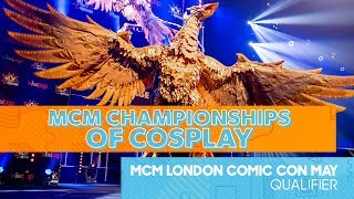 MCM Championships of Cosplay Qualifier | MCM London Comic Con May