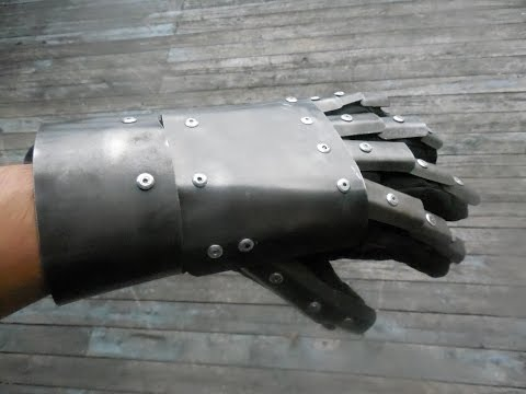 How to make Gauntlets armor (Super easy) Tutorial