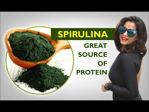 Spirulina Fulfilling your protein Deficiency -Dietitian Shreya
