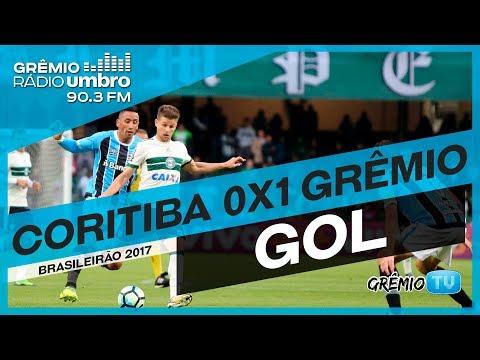 [GRÊMIO RÁDIO UMBRO] Coritiba 0x1 Grêmio (Campeonato Brasileiro 2017) l GrêmioTV